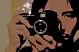 Camera Pop Art Series: The Epson R-D1