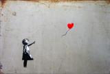 Girl with Balloon. 2003
