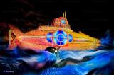 Jules Vernes Carnival Fête des citron  Menton France