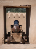 Cannon from Nizwa Fort