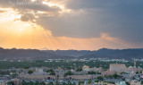 A view from Nizwa town