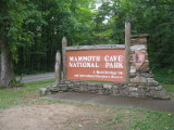August 7-8: Mammoth Cave National Park