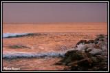 tramonto a rio vivo