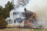 Robbins Island Road house fire 10 Dec 2015