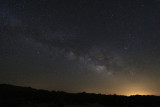 The Milky Way and Light Pollution