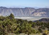 Dry Lake in Deep Springs Valley, Eastern California