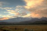 San Jacinto Mountains and Garner Valley
