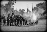 American Civil War Re-Enactment