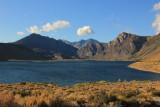 Grant Lake and Carson Peak