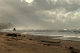 A crowded day on the Southern Oregon Coast