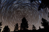 Circumpolar view of our Heavens