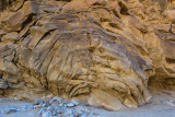 Anticline Rock Formation, Split Mountain