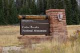 Cedar Breaks National Monument  2015