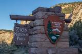 Zion National Park 2015