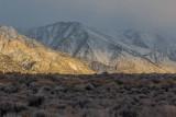 Sunrise on the Range of Light