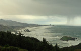 Stormy Day on the Oregon Coast