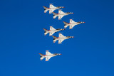 United States Air Force Thunderbirds Demonstration Team