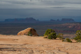 Monument Valley from Muley Point, Utah