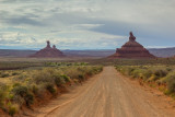 Franklin, Rooster and Setting Hen Buttes