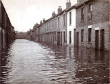 Clyde Street - 1953 flood