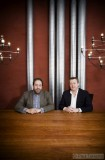 Cees Quirijns & George van Brugge - Members of the Board of the Dutch Telecomcompany Firmtel