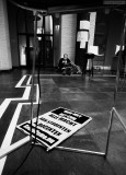 Students protest against the management of the University of Amsterdam by occupying 'The Maagdenhuis'