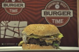 Burger Time. Amsterdam The Nethetlands