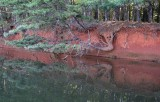 The Red Cliffs of Martinsville