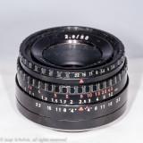Pentaflex-Color 2.8/50 M42 (KWD0940)