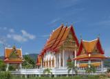 Wat Luang Pu Supa or Wat Silsuparam