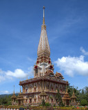 Wat Chalong or Wat Chaithararam วัดฉลอง