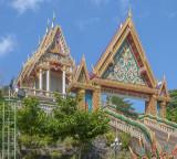 Wat Khao Rang or Wat Khao Rang Samakeethum