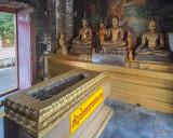 Wat Khao Phra Bat Pattaya Shrine Buddha's Footprint (DTHCB0060)