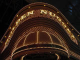 Golden Nugget at Night