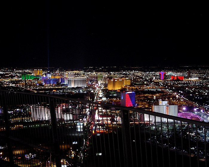 The Strip from the observation deck (1)