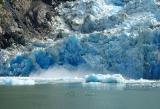 Ice Calving at Sawyer Glacier