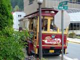 Ferry Car - Downtown Juneau