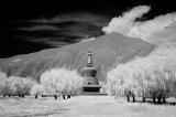 144 - Samye Monastery, Stupa