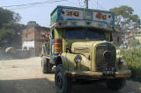 386 - Typical Nepalese truck