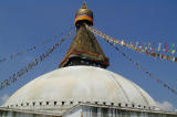 387 - Bodnath Stupa, Kathmandu