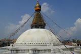 390 - Bodnath Stupa, Kathmandu