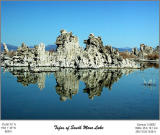 Day Three  - Drive to Mammoth Lakes, with stops at Mono Lake and Devil's PostPile NM