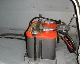 Trunk Mounted Battery