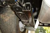 Hidden Traction Bars