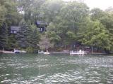 Bud & Joan's dock on Candlewood Lake