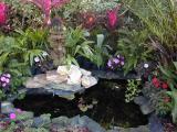 A beautiful Tiki garden<Palm Harbor