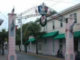 Entrance toBahama Village, KW