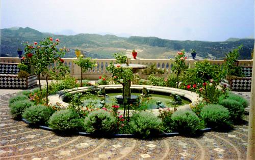 Ronda garden