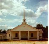 Sharon Baptist Church, Near Jacksonville, Ga.