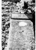 Susie Boyd - First Grave At Blockhouse - 1819